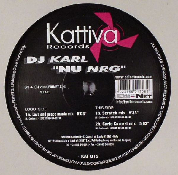(27271) DJ Karl – Nu NRG