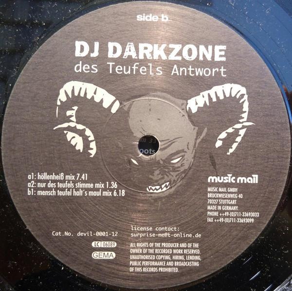 (27292) DJ Darkzone – Des Teufels Antwort