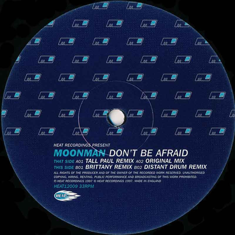 (CUB1465B) Moonman – Don't Be Afraid