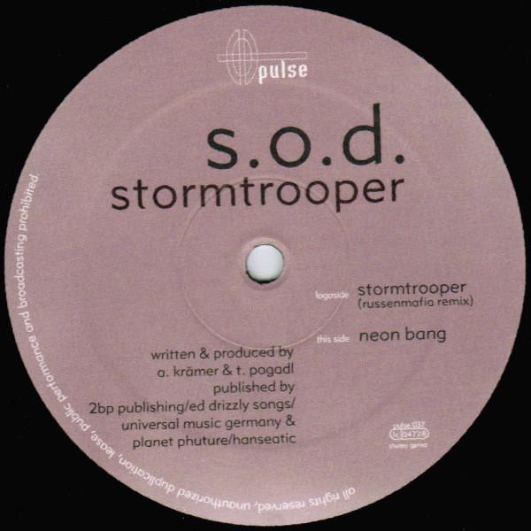 (20421) S.O.D. – Stormtrooper