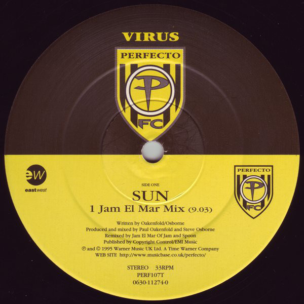 (19375) Virus – Sun