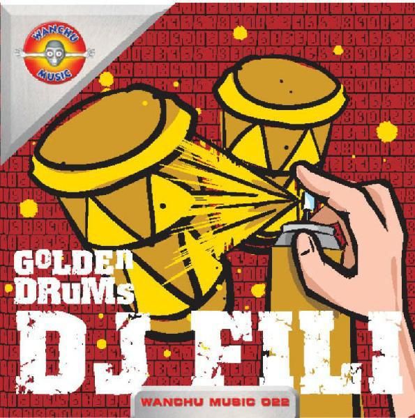 (3274) DJ Fili – Golden Drums