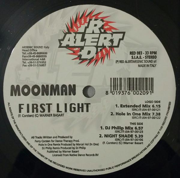 (26725) Moonman – First Light