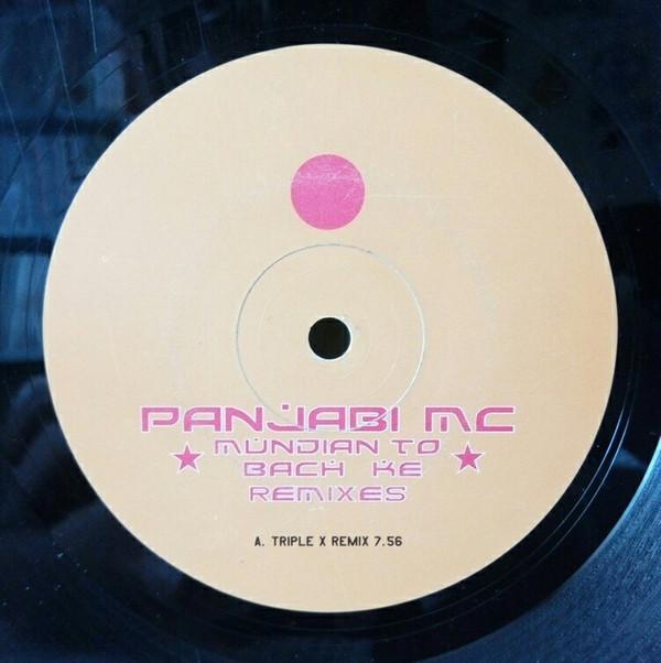 (0267) Panjabi MC – Mundian To Bach Ke (Remixes)