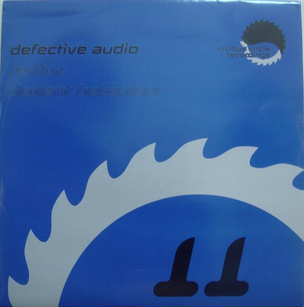 (28331) Defective Audio – Re-Flux / Deviant Behaviour