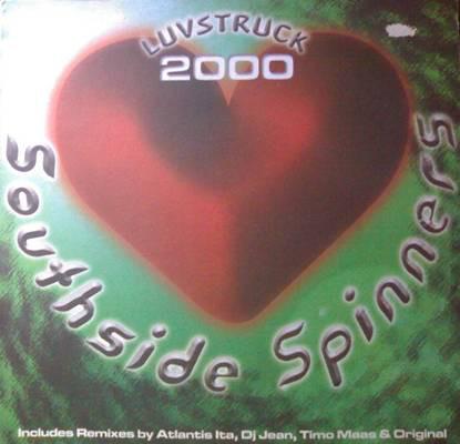 (CUB1951B) Southside Spinners – Luvstruck 2000 (Remixes)