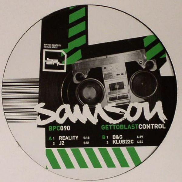 (A1638) Samson – Getto Blast Control