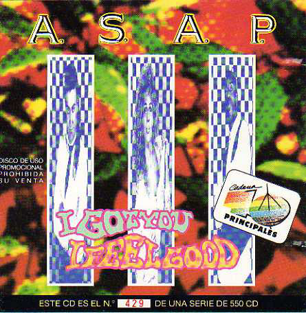 (SIN084) A.S.A.P. – I Got You I Feel Good