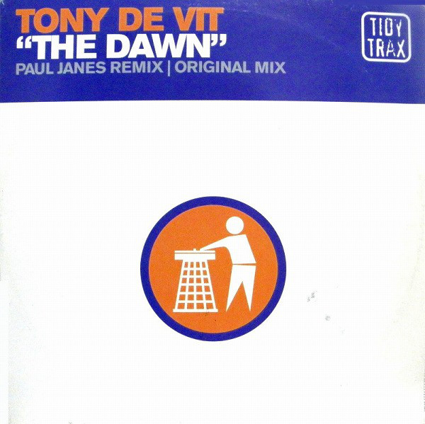 (24135) Tony De Vit ‎– The Dawn