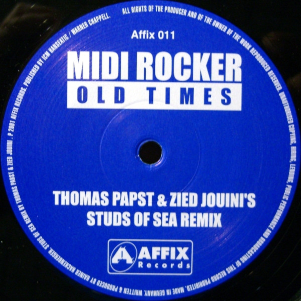 (27269) Midi Rocker – Old Times