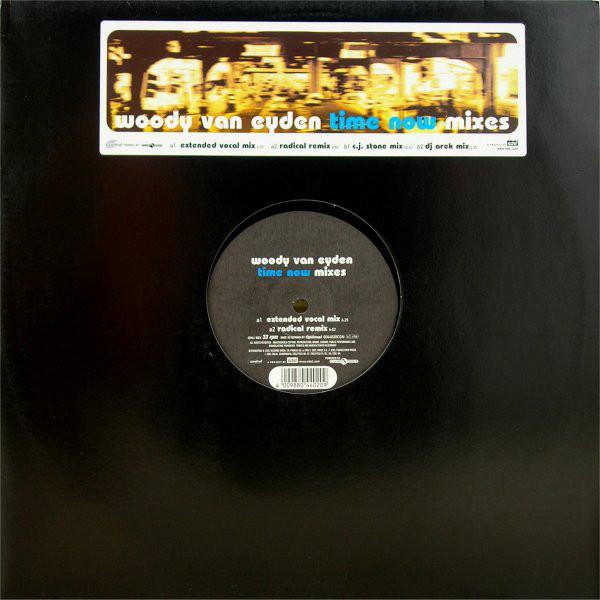 (JR1456) Woody van Eyden – Time Now (Mixes)