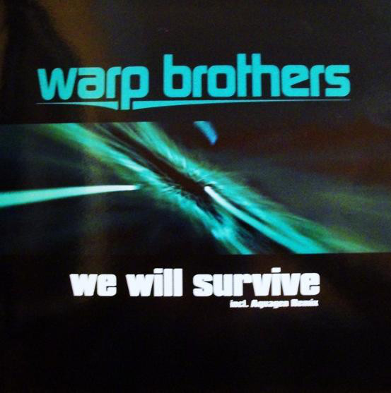 (9631) Warp Brothers ‎– We Will Survive