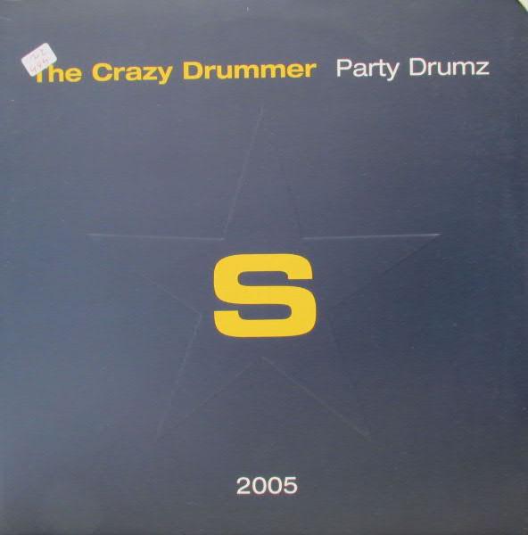 (30534) The Crazy Drummer – Party Drumz