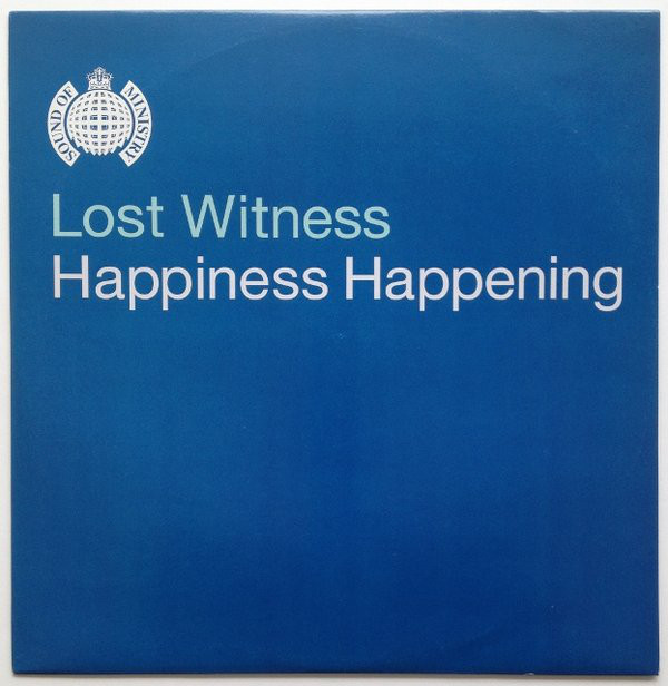 (A0560) Lost Witness – Happiness Happening