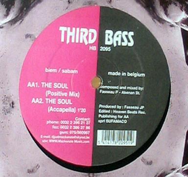 (A1655) Third Bass – Maid Of Orleans