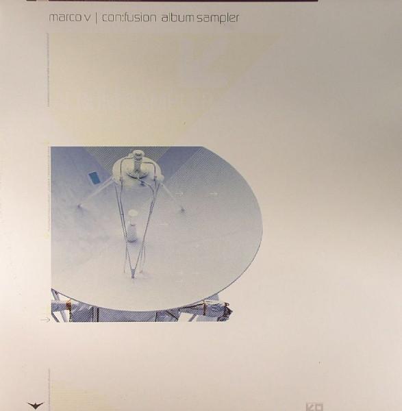 (2863) Marco V – Con:Fusion Album Sampler (2x12)
