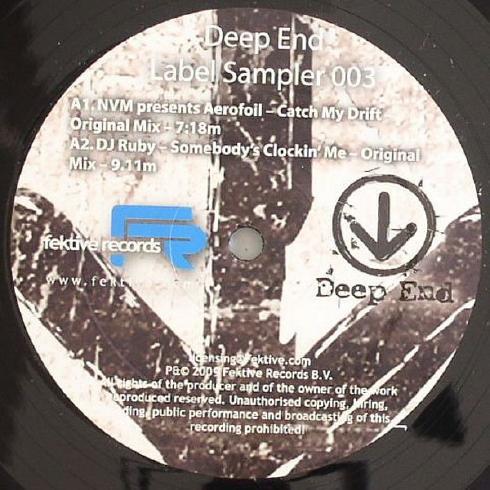 (27312) Deep End Label Sampler 003