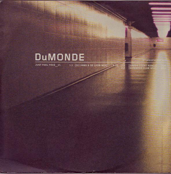 (23561) DuMonde – Just Feel Free_V1