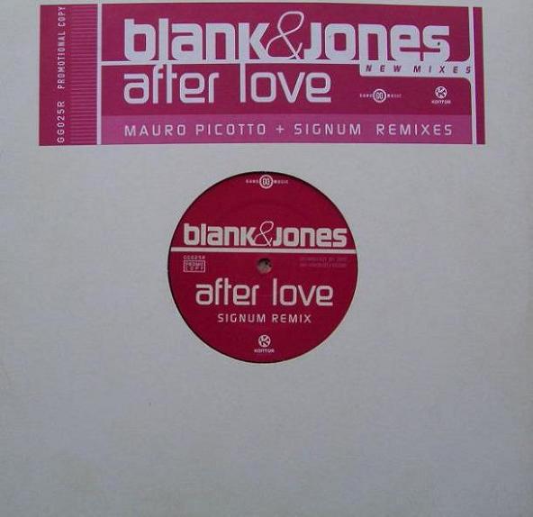 (20211) Blank & Jones – After Love