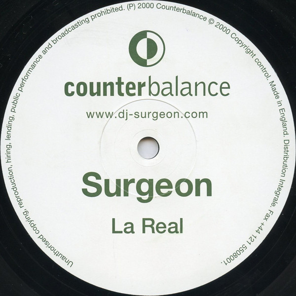 (3526) Surgeon – La Real (G/GENERIC)