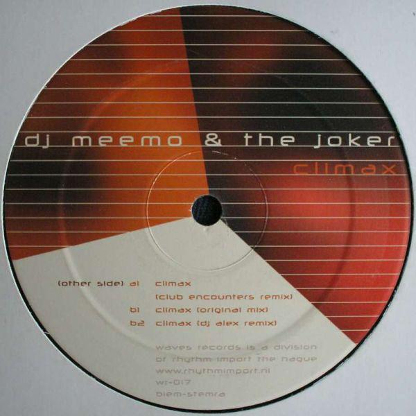 (A1622) DJ Meemo & The Joker – Climax