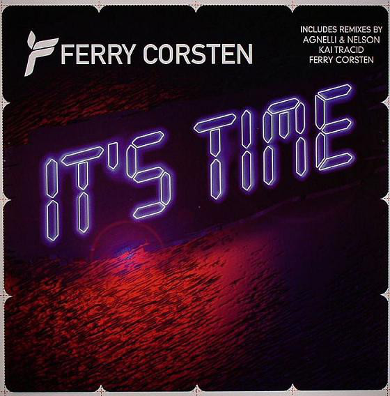 (4352) Ferry Corsten – It's Time