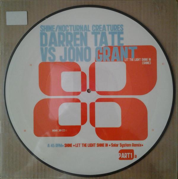 (2814) Darren Tate Vs Jono Grant – Shine / Nocturnal Creatures - Part 1