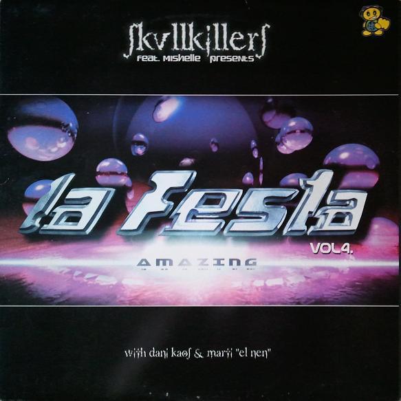 (22431) Skullkillers Feat. Mishelle Presents La Festa Vol. 4 – Amazing