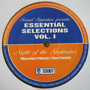 (23600) Marsellus Pittman / Theo Parrish – Essential Selections Vol. 1