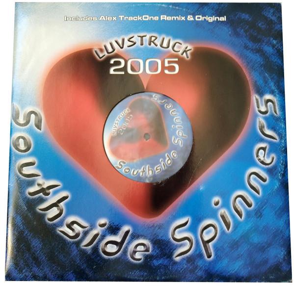 (5897B) Southside Spinners – Luvstruck (2005 Remixes)
