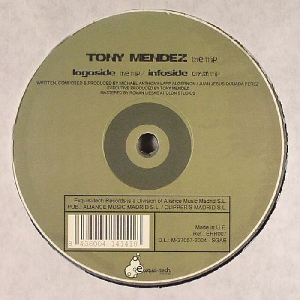(5334) Tony Mendez – The Trip