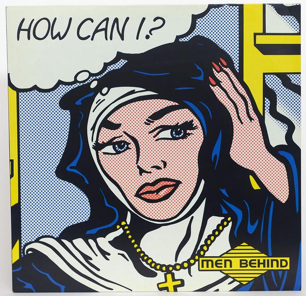(JR1401) Men Behind – How Can I?