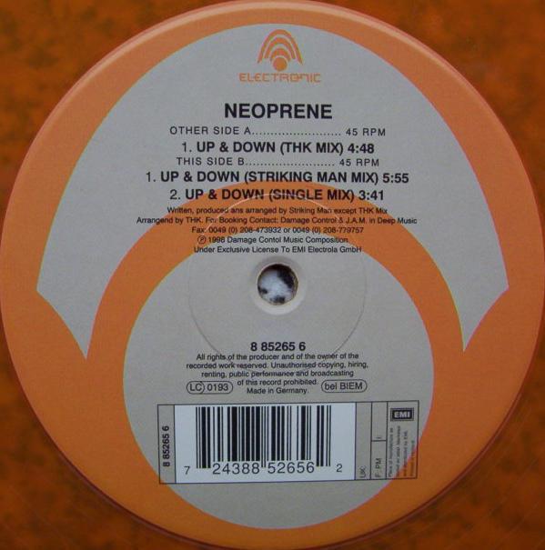 (C0006) Neoprene – Up & Down
