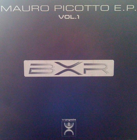 (A0731) Mauro Picotto – E.P. Vol.1