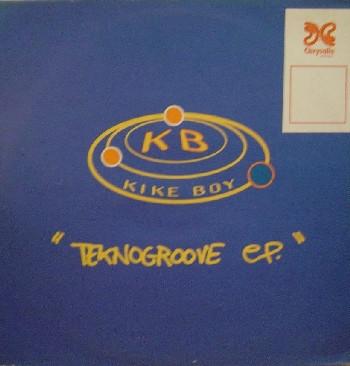 (19506) Kike Boy – Teknogroove E.P.