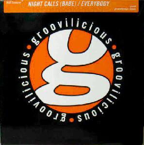 (A1697) Rob Cesario – Night Calls (Babe) / Everybody