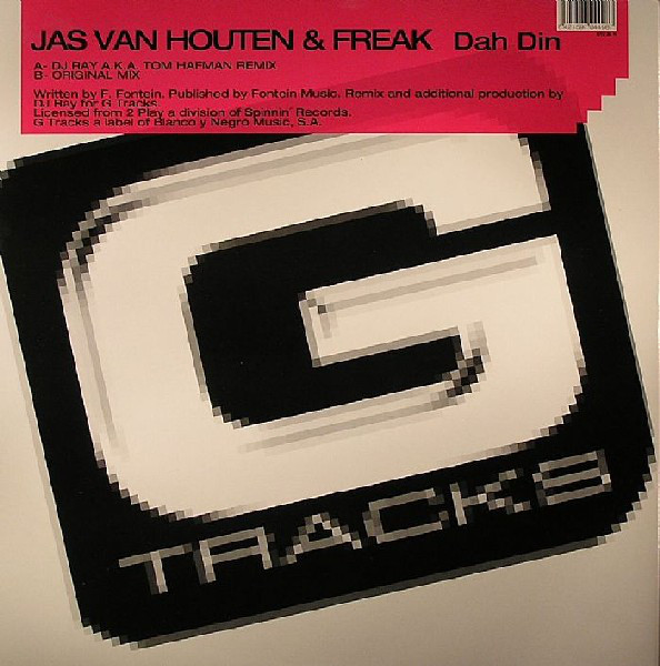 (A0723B) Jas Van Houten & Freak – Dah Din