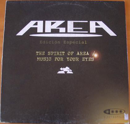 (2204) Area – The Spirit Of Area / Music For Your Eyes