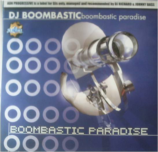 (24480) DJ Boombastic – Boombastic Paradise