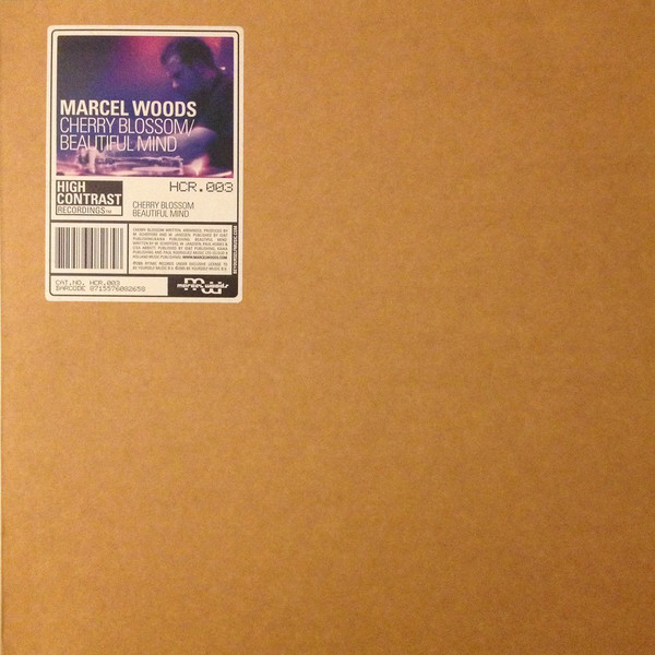 (6909) Marcel Woods – Cherry Blossom / Beautiful Mind