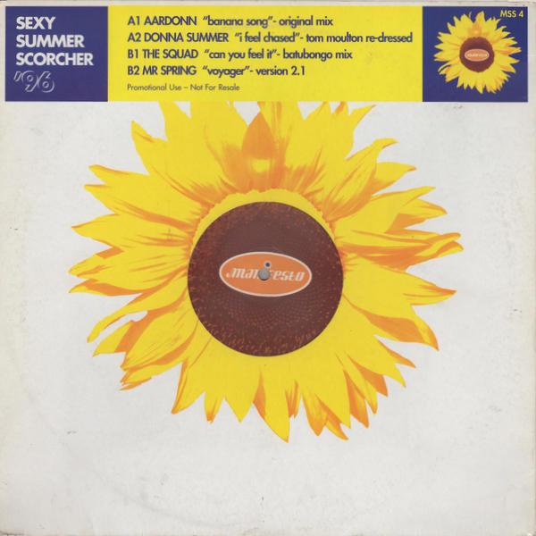 (CUB1923) Sexy Summer Scorcher '96