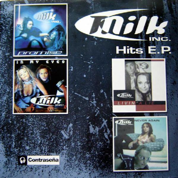 (6803) Milk Inc. – Hits E.P. (G+/VG)