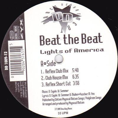(24796) Beat The Beat / Stars & Stripes – Lights Of America / Good Morning America