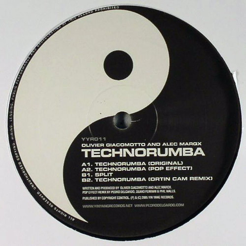 (P021) Olivier Giacomotto & Alec Marqx – Technorumba (G/GENERIC)