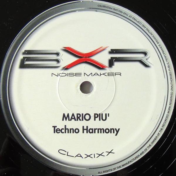 (CUB0963) Mario Piu – Techno Harmony