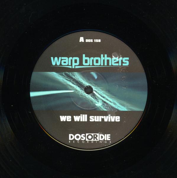 (9631) Warp Brothers – We Will Survive
