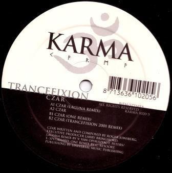 (30810) Trancefixion – Czar
