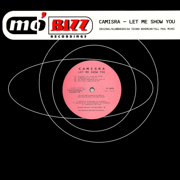 (2198) Camisra – Let Me Show You