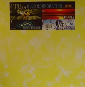 (FR191) Club Corporation – 4 Styles