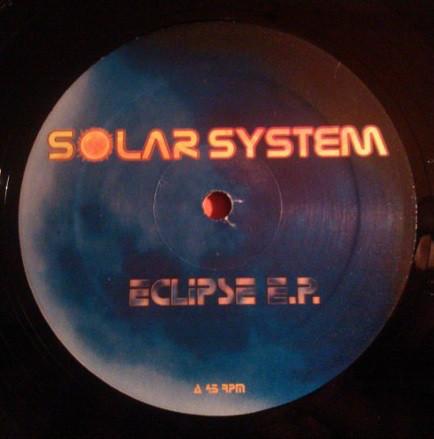 """(0123) David """"Con G""""* & J. Robles Presents Solar System – Eclipse E.P."""